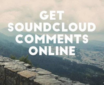comments online for soundcloud