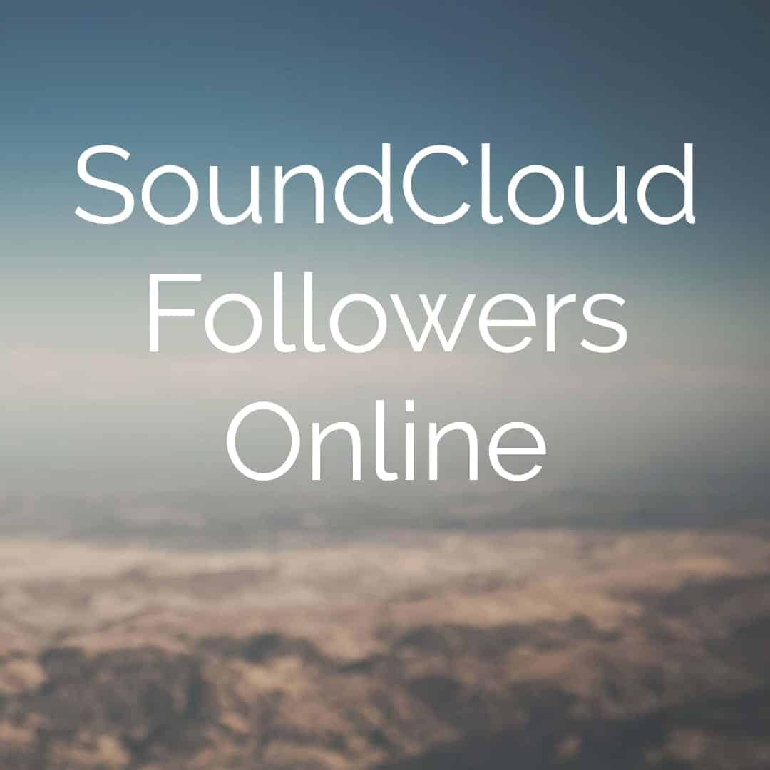 soundcloud followers for podcasts online